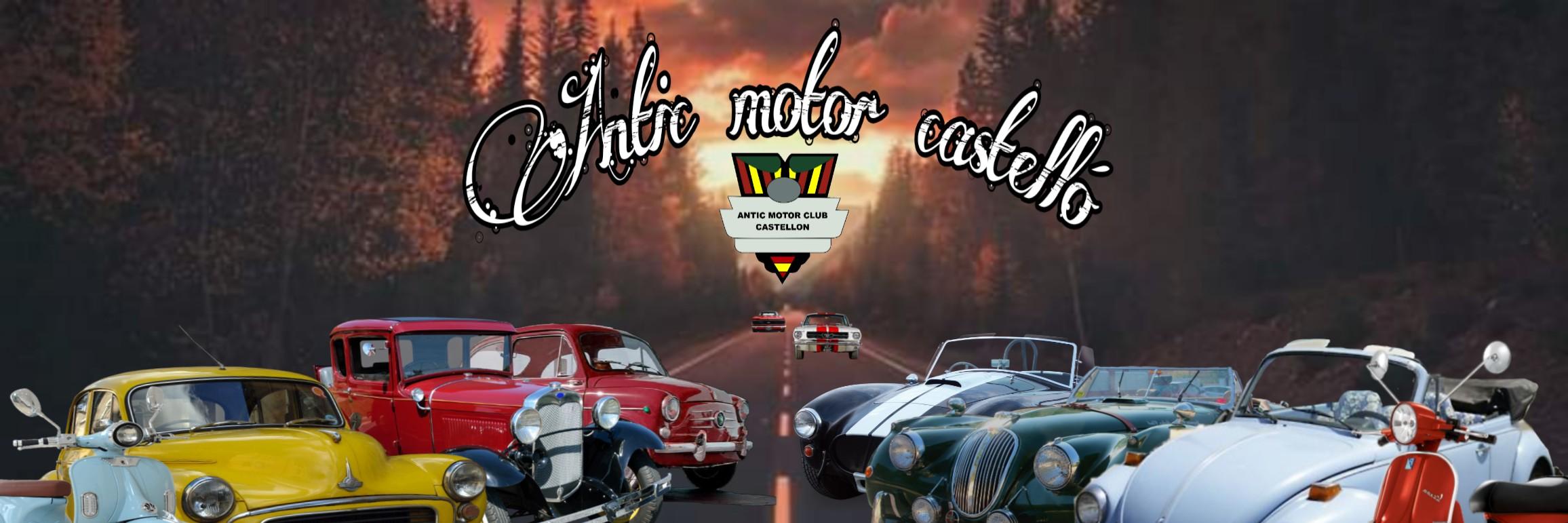 Antic Motor Club de Castelló